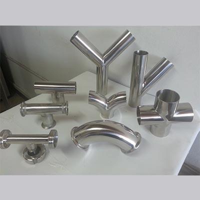 Conexões Tubulares Aço Inox