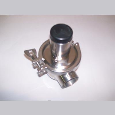 Válvula Micrométrica Sanitária